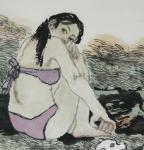 魏杰日志-另一种风味的人物画,请品味【图1】