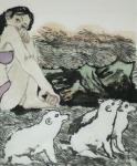 魏杰日志-另一种风味的人物画,请品味【图2】