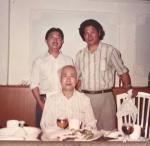 冯增木生活-缅怀恩师张鹤雲教授一一纪念恩师张鹤雲教授诞辰95周年,翻看旧【图2】