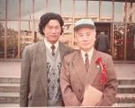 冯增木生活-缅怀恩师张鹤雲教授一一纪念恩师张鹤雲教授诞辰95周年,翻看旧【图3】