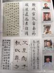 金新宇荣誉-刚收到的书法报,上面有一张俺的破字,【图3】