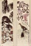 叶仲桥日志-大热天呆在家里,画下画写下字也是一种享受,说不定哪一张作品日【图1】