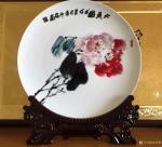 叶仲桥日志-今天收到从江西省景德镇邮寄过来来的订制作品,大富大贵的国色牡【图3】
