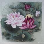 王嵩淼日志-荷花一组系列,荷花是人们特别喜欢的一个花种,多少文人墨客赞美【图1】