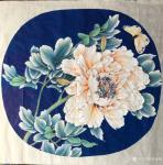 林丽姐日志-每一幅画花落谁家都是画的缘份,也是画画人于人之间的缘份!感叹【图4】