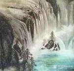 吕双日志-谁溯溪 观峭壁 只为了 最美的绿 景疏密 巧布局 引天地 【图3】
