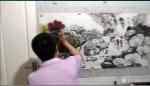 田光荣日志-四尺整张《金秋泉涌》《源远流长》国画山水画。昨天涂抹乱画,最【图3】