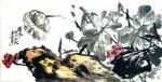 甘庆琼日志-私人订制《清风》,国画写意花鸟画近期客户订制作品四幅,荷花、【图1】