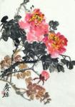 甘庆琼日志-私人订制《清风》,国画写意花鸟画近期客户订制作品四幅,荷花、【图4】