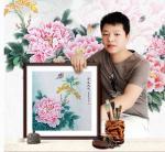 艺术家石海博
