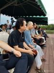 于立江藏宝-8月14日下午《江山颂》中国山水画学术研讨会在央视书画频道室【图1】