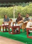 于立江藏宝-8月14日下午《江山颂》中国山水画学术研讨会在央视书画频道室【图3】
