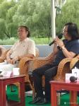 于立江藏宝-8月14日下午《江山颂》中国山水画学术研讨会在央视书画频道室【图4】