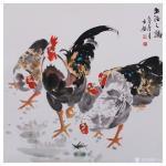 卢士杰日志-嘈杂的世界和画家的平常心       一周多的活动,没有画【图1】