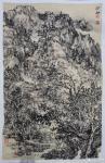 阎敏日志-写生作品《峡谷秋韵》。一个画家能够在自然中随处找到补给自己的【图4】