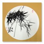 汪琼日志-我的梅兰竹菊小品,《铁骨》,《幽兰》,《清风》,《秋韵》,国【图3】