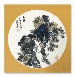 汪琼日志-我的梅兰竹菊小品,《铁骨》,《幽兰》,《清风》,《秋韵》,国【图4】