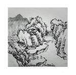 杨振华日志-今日充电——临明四家之一,沈周山水册,分享六幅【图5】