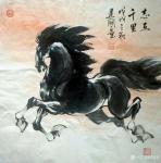 刘建国日志-练马近作:《塞北雪》,《千里之行始于足下》,《思乡》,《志在【图5】