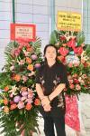 叶仲桥藏宝-在澳门与世界华人社团交流协会会长冯志刚先生进行书画艺术交流,【图1】