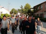 刘文生生活-我们一百多名战友一起到我们曾经当兵的单位参观,为了祖国的需要【图4】