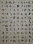 胡宝成日志-刚写好的小楷《朱子家训》共524字,尺寸180*48㎝喜欢的【图4】