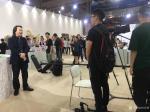叶仲桥藏宝-10月20日上午以云浮艺术名家的身份接受广东电视传媒拍摄的《【图3】