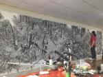 马培童日志-《用生命作笔,以灵魂作画》: 焦墨画,我从2000年开始闭门【图3】