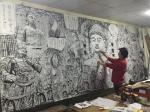 马培童日志-《用生命作笔,以灵魂作画》: 焦墨画,我从2000年开始闭门【图4】