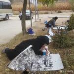 陈秀梅生活-宁夏画院在甘肃省美术馆举办(中国梦一宁夏情书画作品巡展)非常【图5】