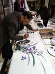 周居安藏宝-11月4日甘肃书画院、中国观网一带一路书画院二分院在市中心的【图2】