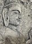 马培童日志-《突破焦墨画笔墨表现,质、刻、力、 重、厚》马培童焦墨画感悟【图2】