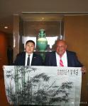 刘文生藏宝-国家一級美朮師,国禮書畫家:北石山人劉文生的中国畫作品《竹根【图1】
