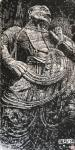 马培童日志-《焦墨画的写生创作》马培童焦墨画感悟笔记(55):焦墨画的写【图1】