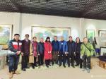 叶仲桥藏宝-《随市知联会组织的北京学习之旅》随记。11月30日到北京宋庄【图3】