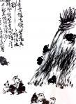 龚光万日志-国画写意花鸟画近作。保母岁月一一 难!很久末提笔了,难得揮毫【图4】