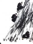 龚光万日志-国画写意花鸟画近作。保母岁月一一 难!很久末提笔了,难得揮毫【图5】