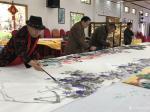 王世军藏宝-首都书画院写生创作团队云南大理祥云怡志园笔会活动。2018年【图5】