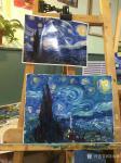 刘永铎生活-昨天成人零基础油画体验课!在大家迷茫甚至认为油画的高端大气上【图2】