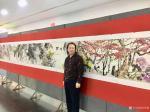 叶仲桥日志-《水墨丹青颂春晖》2019年云浮市迎新春书画摄影精品展,于2【图5】