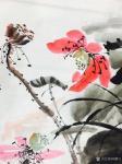 周鹏飞日志-为觅一池莲醉!向青帝借了半缕秋风!分享国画荷花作品4幅与大家【图5】