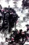 龚光万日志-日暖春山处处同,龙泉遥望曰青葱 。 草映沙渠琉璃水,木摇溪【图4】