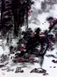 龚光万日志-日暖春山处处同,龙泉遥望曰青葱 。 草映沙渠琉璃水,木摇溪【图5】