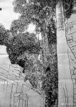 """马培童日志-《焦墨画的""""用墨法。和画法步骤》马培童焦墨画感悟笔记(84)【图2】"""