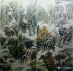周顺生日志-中国画家谁的画最值钱 选择中青年名家老一辈画家的作品肯定有【图1】