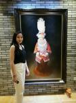 杨洪顺生活-澳门鄺主席的女儿黄一平是个才女,她是学校里的主持人,篮球运动【图2】