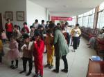 刘书友藏宝-4月7日上午在赣州市图书馆,带领智明小夫子国学班上户外课,并【图2】