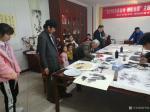 刘书友藏宝-4月7日上午在赣州市图书馆,带领智明小夫子国学班上户外课,并【图3】