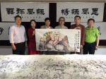 尚建国藏宝-一片冰心在玉壶,在深圳开国医馆的张瑞友先生,不但医术精湛、书【图1】