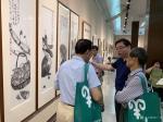 石广生藏宝-广州亚洲美食节近日开幕,并于广东画院举办《丹青美食》~画家笔【图3】